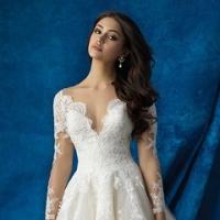 Vestido de Noiva IN-A391N