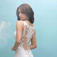 Vestido de Noiva IN-A527N
