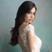 Vestido de Noiva IN-A562N