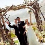 Chuppah para o seu casamento