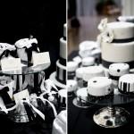 Decoração de Casamento Preto e Branco