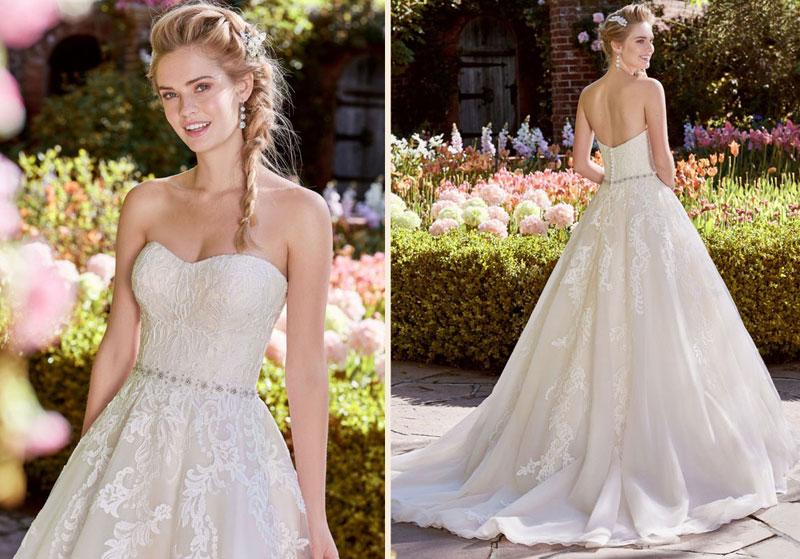 Vestido de noiva tomara que caia: será que ele é o ideal para você?