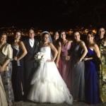 Noiva Internovias: Camila Soares