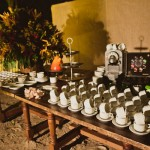 Mesa do Café em Casamentos