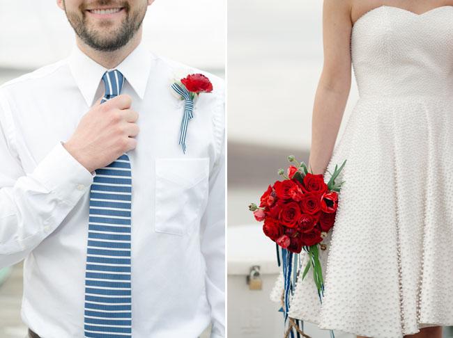 Casamento Navy