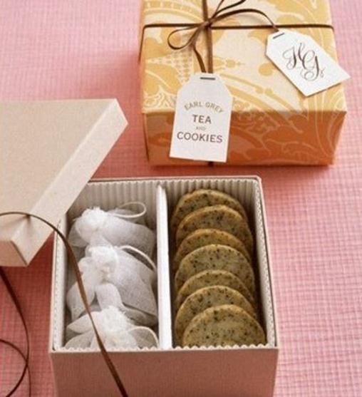 Подарочное печенье своими руками