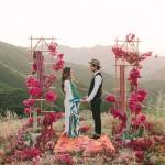 Decoração para Altar de Casamento