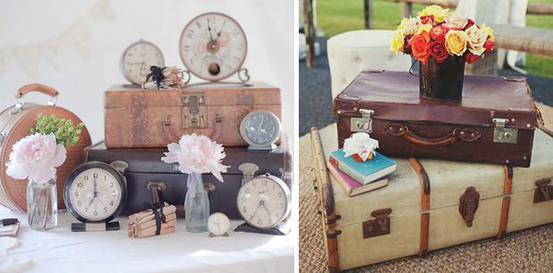 Decoração Vintage no Casamento
