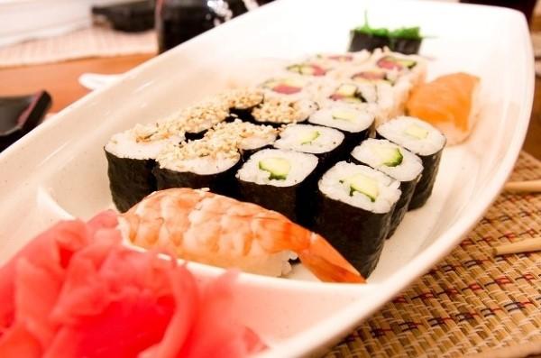 Comida Japonesa em Casamentos