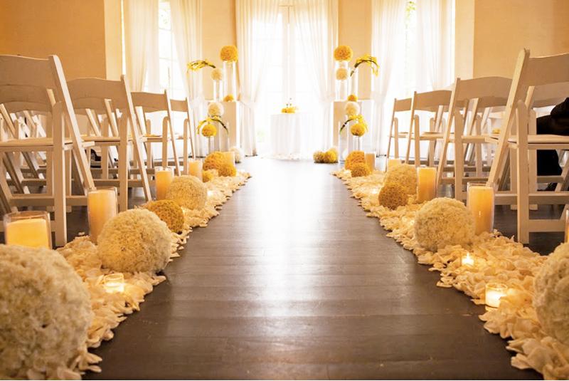 decoração casamento branco amarelo decoration wedding white yellow (1)