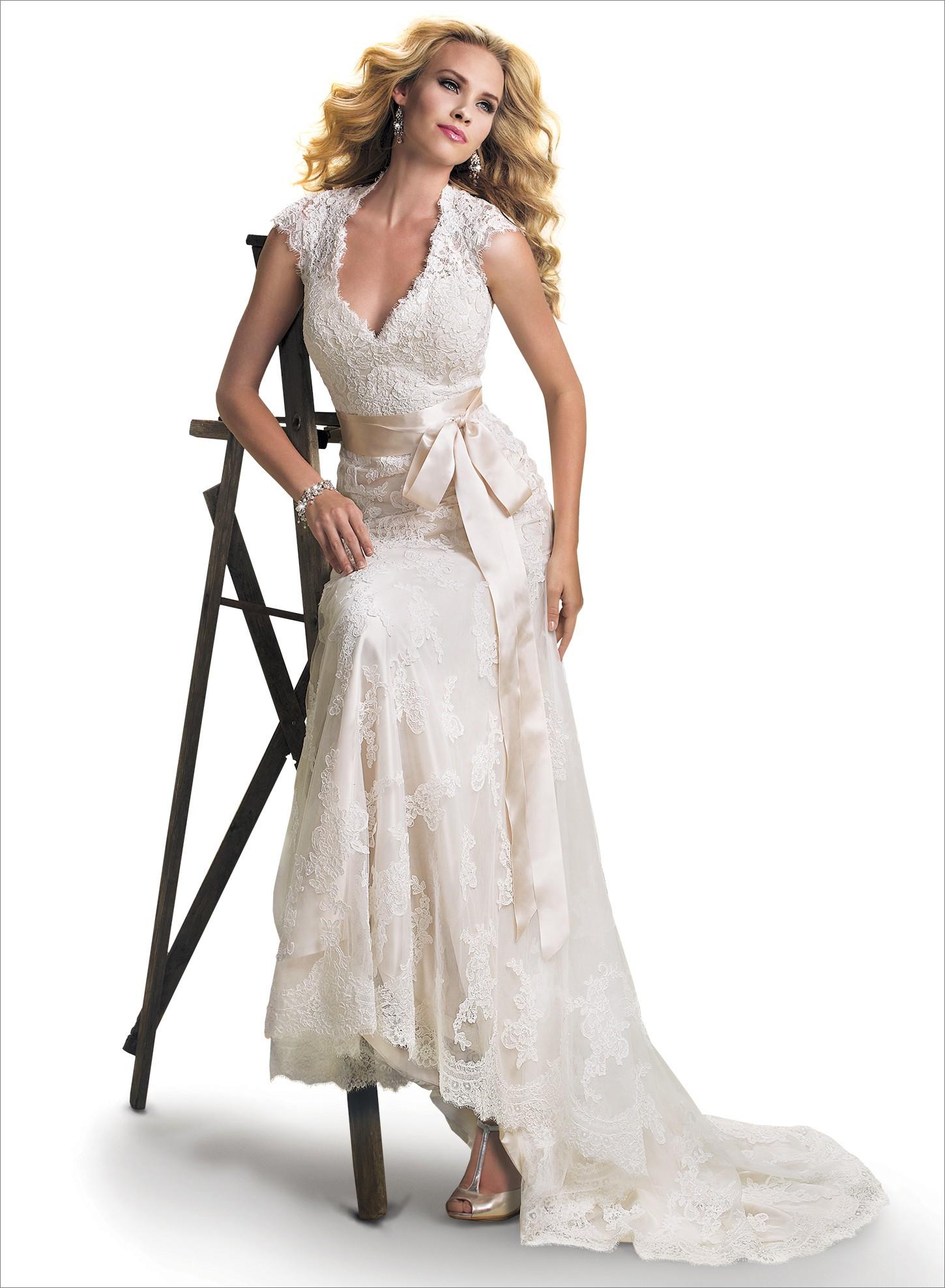 Coleção 2014 de Vestidos de Noiva