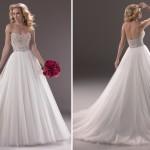 Os três Vestidos de noiva mais Lindos