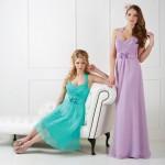 Nova Coleção de Vestidos de Festa IN-A064F