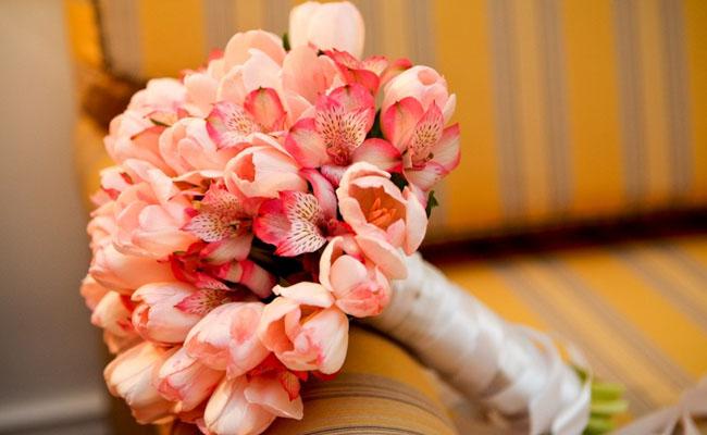 A História dos Buquês de Noiva