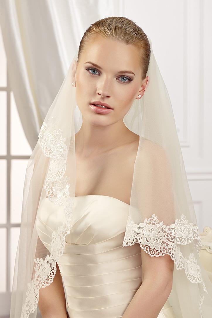 Os mais lindos véus de noiva Internovias