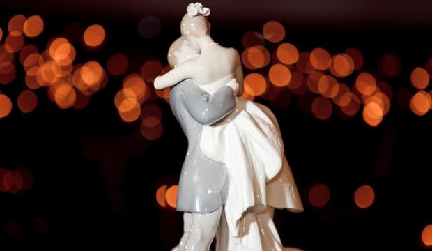 Os Lindos Topos de Bolo de Casamento