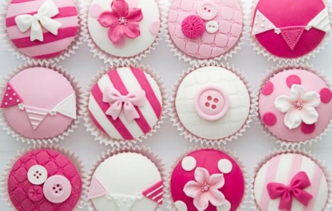 Cupcakes nos Casamentos