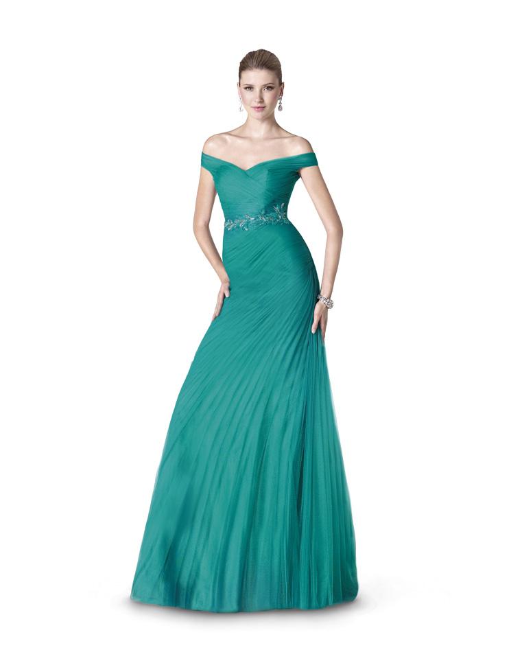 Lançamento Promocional de Vestidos de Festa  IN-A069F