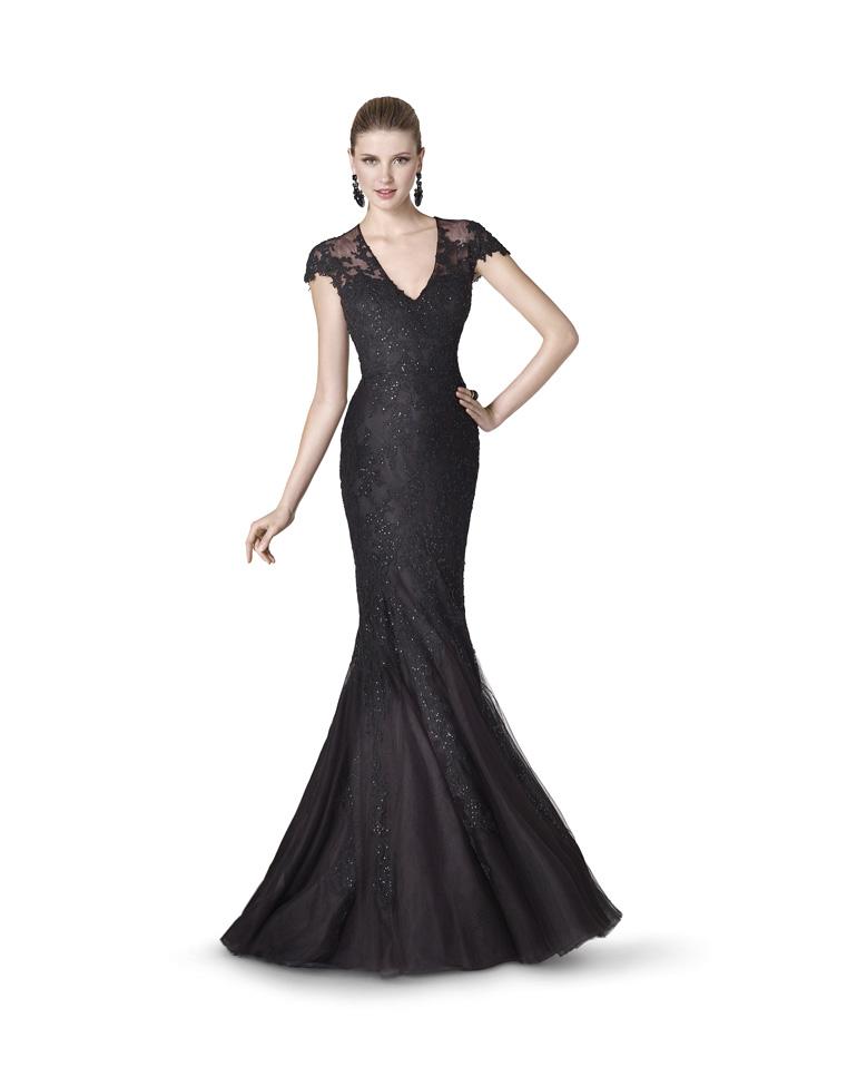 Lançamento Promocional de Vestidos de Festa  IN-A071F
