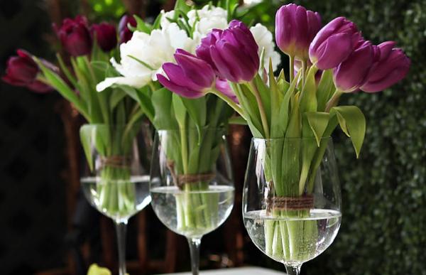 decoracao-com-tulipas