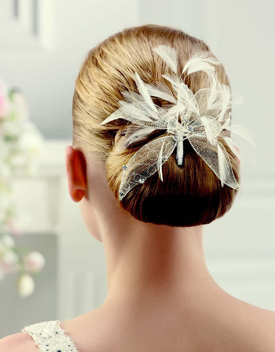 Inspirações de Penteados para Noivas