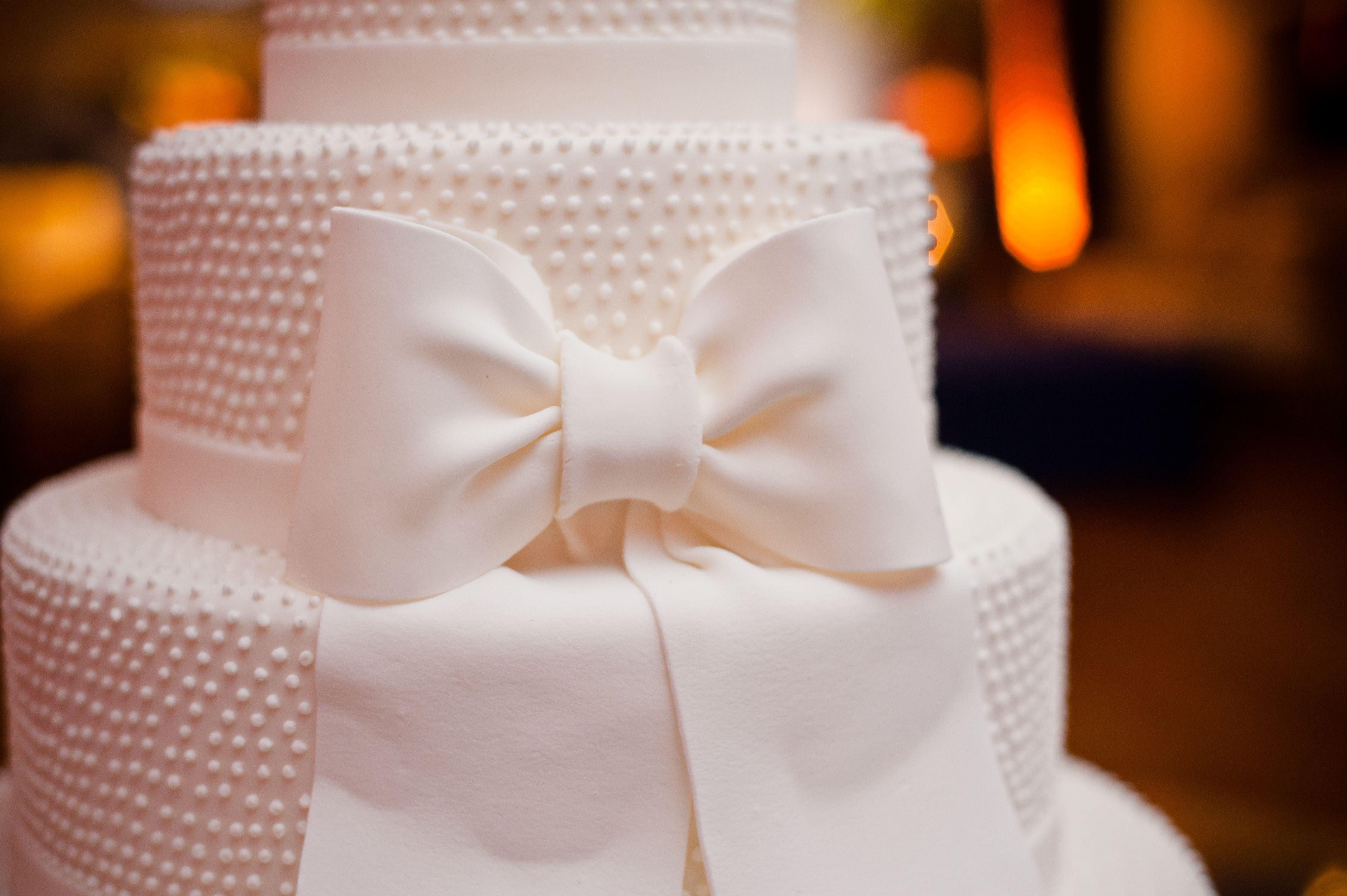 A Decoração dos Bolos para Casamento