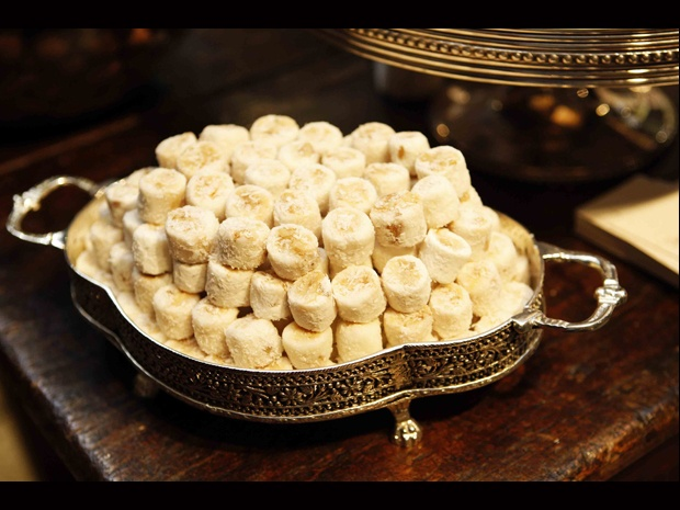 maravilhosos doces para casamento