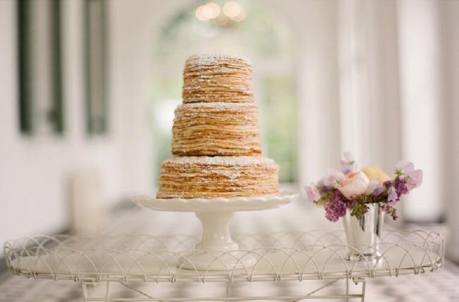 Bolos de Casamento Naked Cake