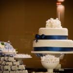 Estilos e Cores nos Bolos de Casamento