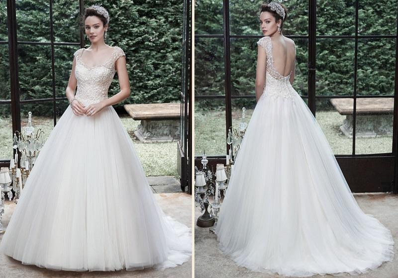 e33f21662d Confira mais sobre os vestidos especiais do Lançamento Promocional Preview  2017 de Vestidos de Noiva.