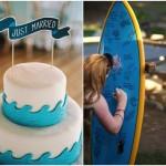 Casamento Inspirado no Surf