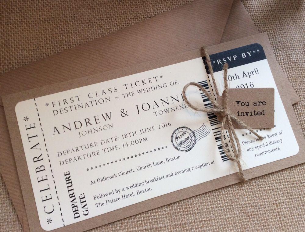 Convites de Casamento Encantadores