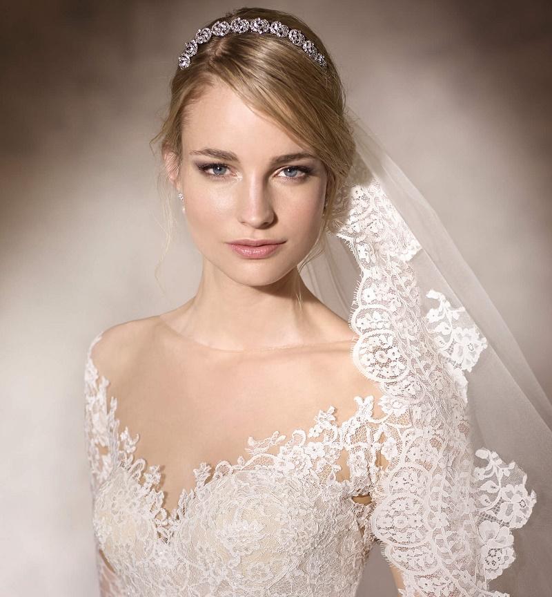 91f51784d2 Lançamento Oficial Promocional    Coleção 2017 de Vestidos de noiva