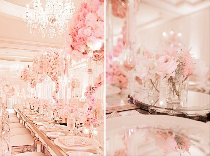 Decorao de casamento pink um sonho de infncia internovias decorao de casamento pink um sonho de infncia junglespirit Image collections