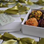Marmitinhas de doces para os convidados