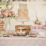 É Tendência: Decoração de Casamento Estilo Shabby Chic