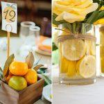 A Alegria das Frutas no Casamento