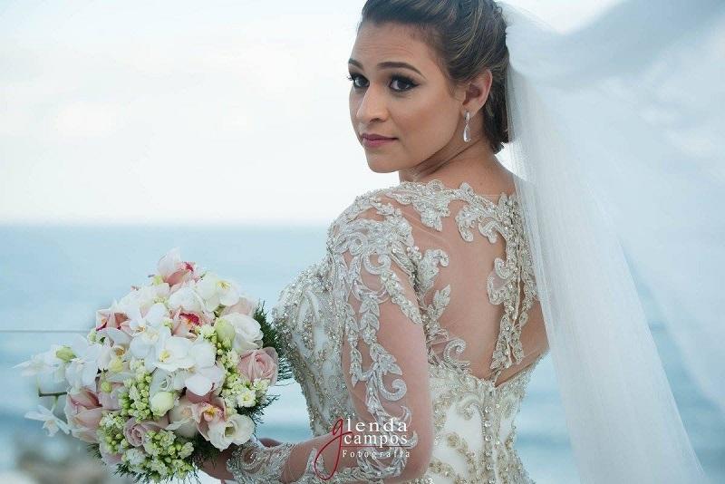 Noiva Internovias Larissa
