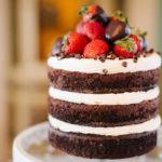 Naked Cake – A tendência que chegou para ficar!