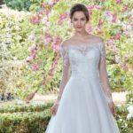 Tendências para Vestidos de Noiva 2018