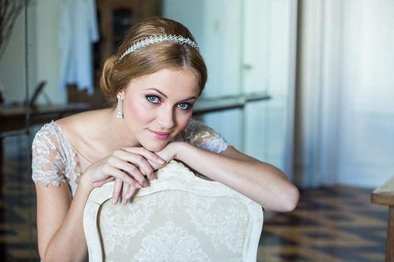 Inspiração de coque para noivas e madrinhas
