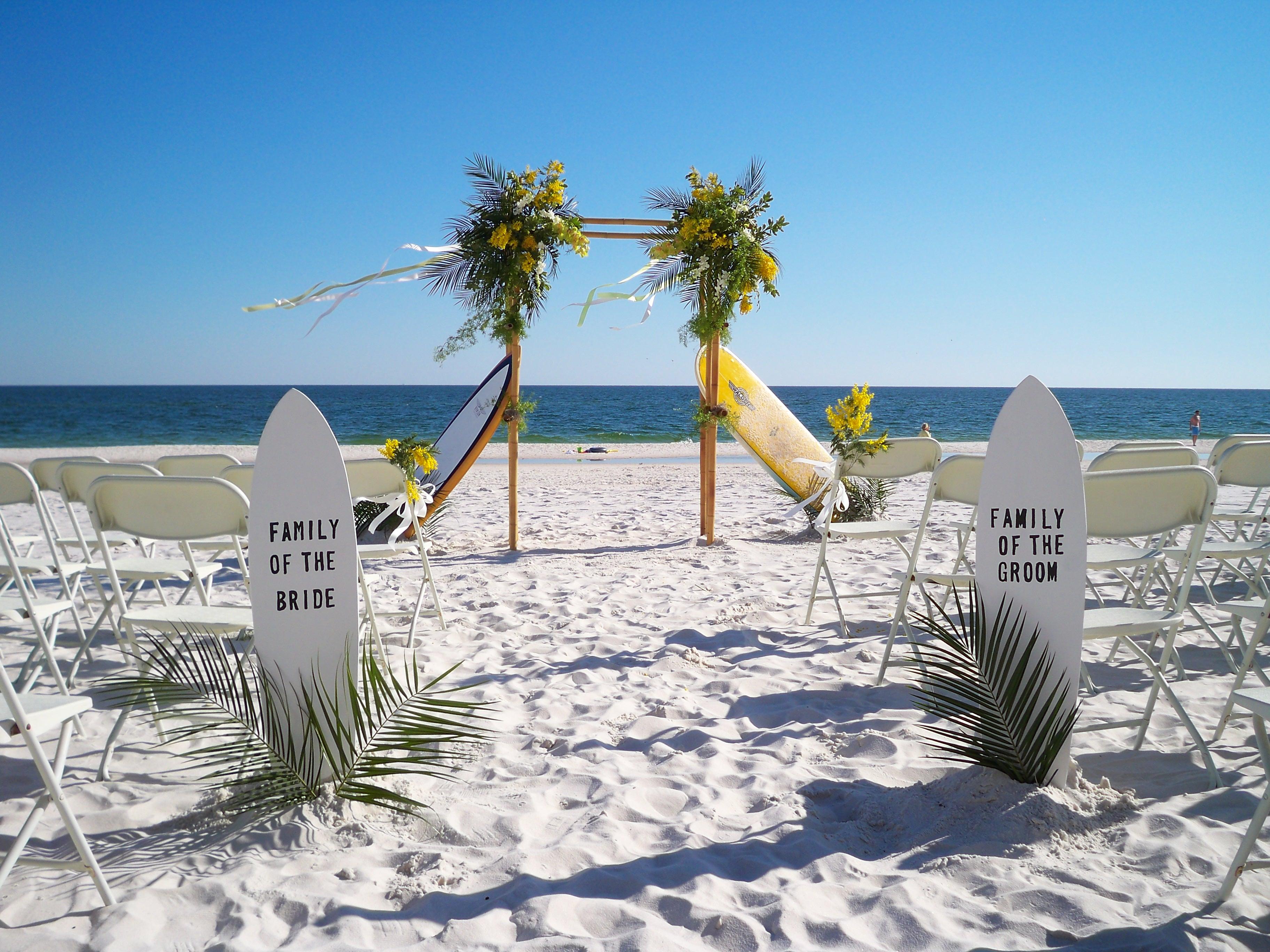 Decoração Casamento Temático – Surf