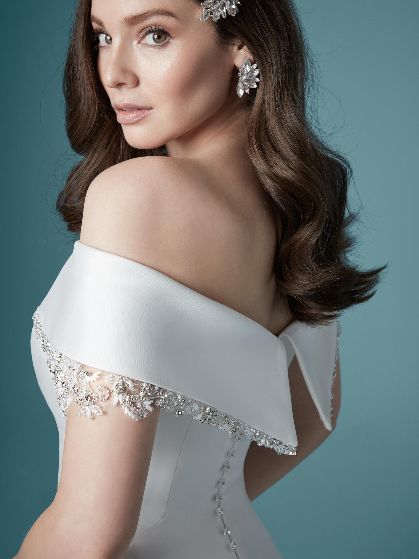 Tecidos para vestido de noiva: conheça 8 opções