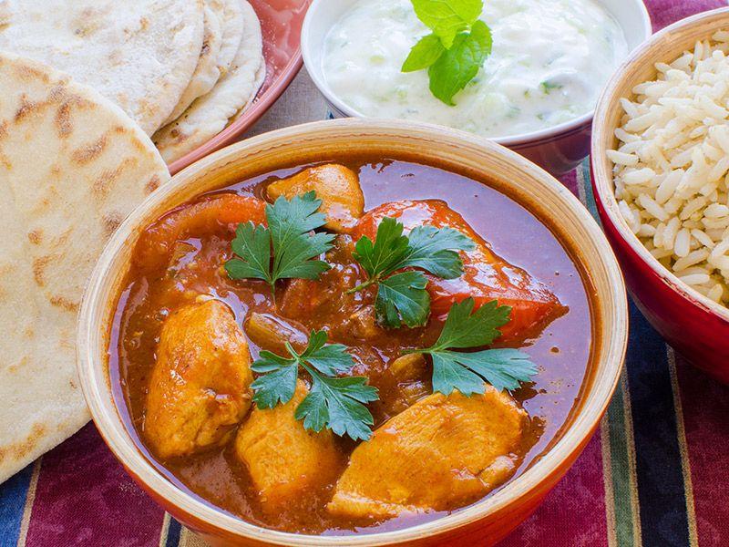 Culinária Indiana no Menu do Casamento