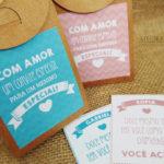 Convites Criativos para Pajens e Daminhas