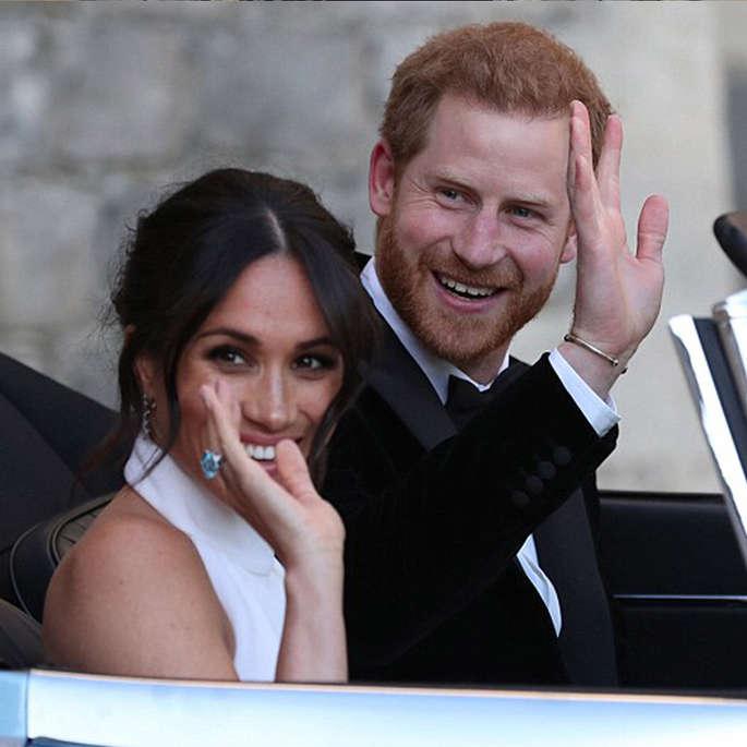 Casamento Real: Meghan Markle & Príncipe Harry