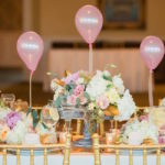 Balões na decoração do casamento