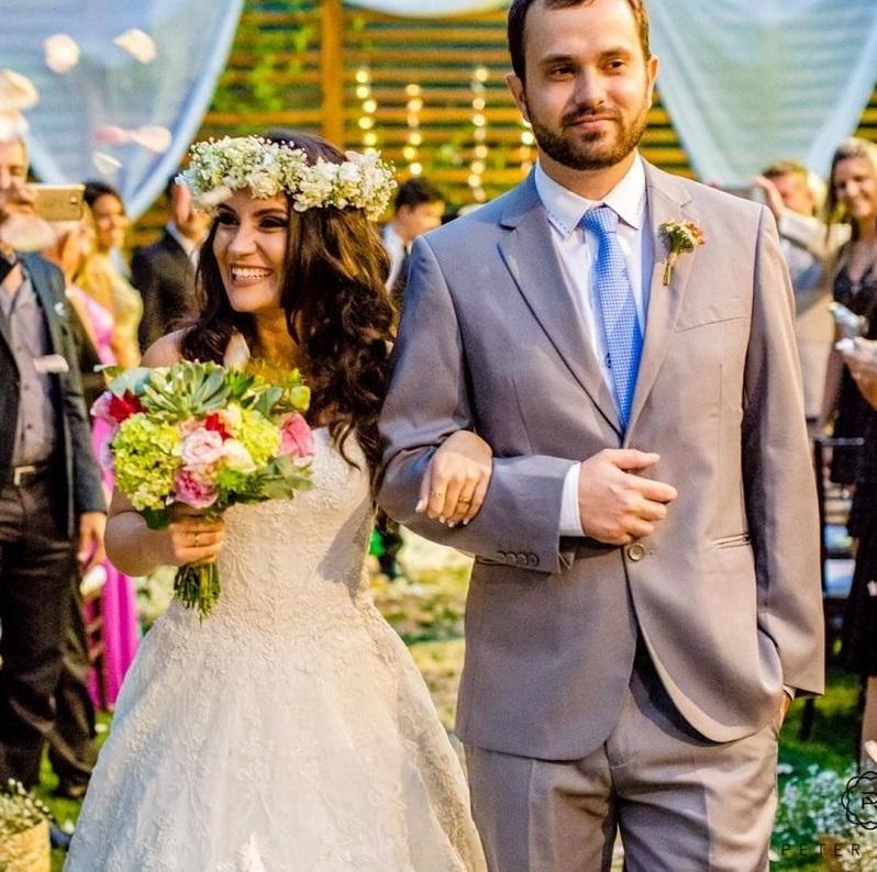 Noiva Internovias Isabela