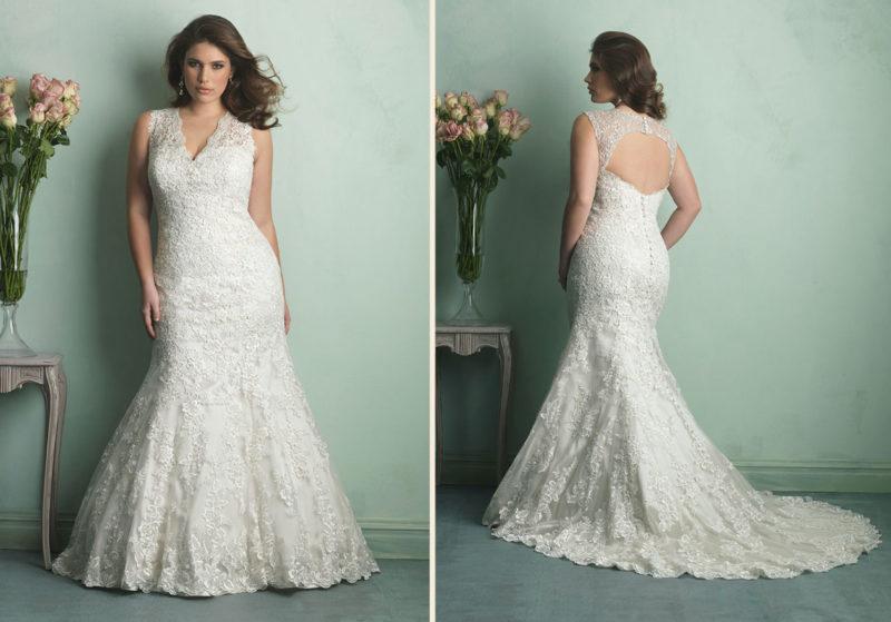 """140b210476 Prepare-se para o seu grande dia com um vestido que te faça dizer """"eu"""" de  forma mais fácil possível. O modelo acima apresenta um apelo vintage"""
