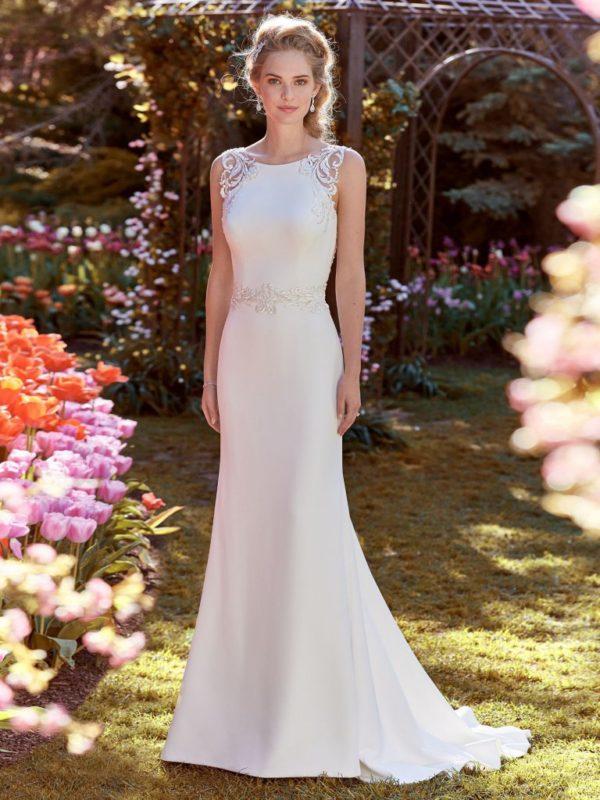 Vestido De Noiva Estilo Simples Internovias
